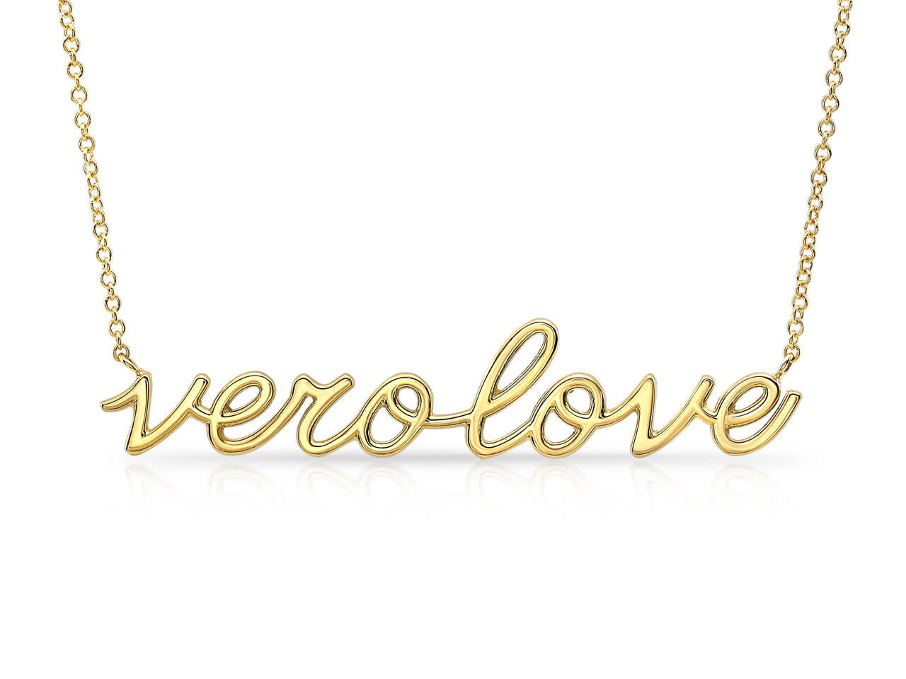 Vero Love Necklace